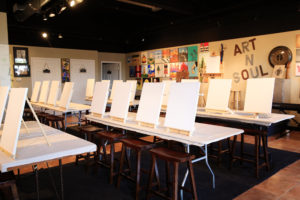 """c90a089891e75 Art 'N Soul is Peoria's premiere """"Paint and Sip"""" art studio. We provide a  fun and relaxing atmosphere for an exciting social experience."""
